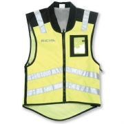 Richa Sleeveless Reflective Jacket